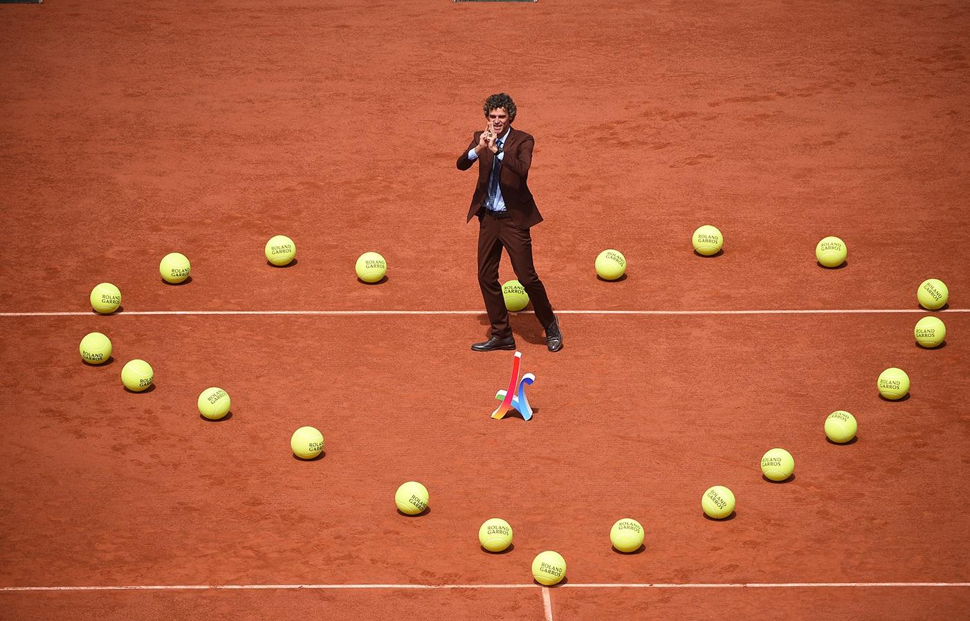 O brasileiro tricampeão de Roland Garros 391d690fb43c1